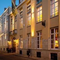 Grand Hotel Casselbergh Brugge, отель в Брюгге