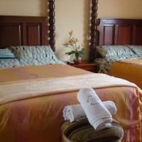 Don Quijote Hostal, hotel em Quito