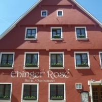 Hotel Ehinger Rose, hotel v destinaci Ehingen