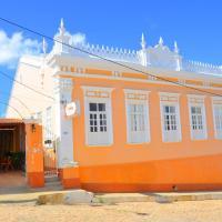 Viesnīca Hotel e Pousada O Casarão pilsētā Palmeirasa