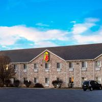Super 8 by Wyndham Remington, hotel in Remington