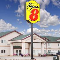 Super 8 by Wyndham Kindersley, hotel em Kindersley