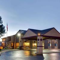 Super 8 by Wyndham Denver Stapleton, hotel em Denver