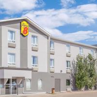 Super 8 by Wyndham Athabasca AB, hotel em Athabasca