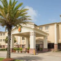 Super 8 by Wyndham Duson Lafayette West Area, hotel in Duson