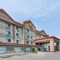 Super 8 by Wyndham Abbotsford BC, hotel near Abbotsford International Airport - YXX, Abbotsford