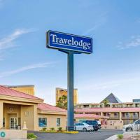 Travelodge by Wyndham Las Vegas Airport Near The Strip, hotel din Las Vegas