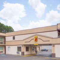 Super 8 by Wyndham Monticello AR, hotel in Monticello