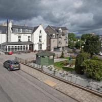 Haughton Arms Hotel, hotel in Alford