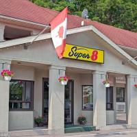 Super 8 by Wyndham Niagara Falls North, hotel em Cataratas do Niágara