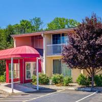 HomeSpring Inn & Studios - Hartford South - Rocky Hill, hotel in Rocky Hill