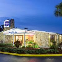 Knights Inn Punta Gorda, Hotel in der Nähe vom Flughafen Charlotte County - PGD, Punta Gorda