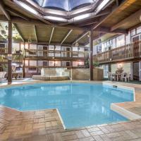 MOOSEJAW INN, hotel em Moose Jaw