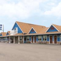Travelodge by Wyndham Fredericton, hotel em Fredericton