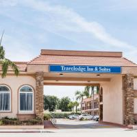 Travelodge Inn & Suites by Wyndham Bell Los Angeles Area, hotel in Bell