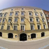 Hotel Mayrbräu, hotel a Braunau am Inn