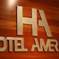 Hotel America, hotel en Igualada