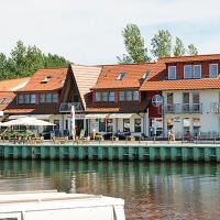 Hotel zur Brücke, Hotel in Greifswald