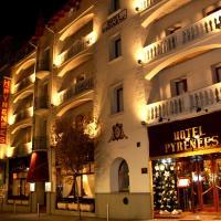 Hotel Pyrénées, hotel in Andorra la Vella