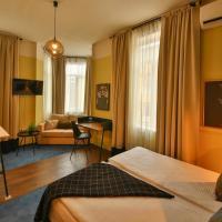 JUST rooms & wine, hotel in Varna City