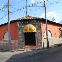 Hotel Casa Del Viajero, Hotel in Quetzaltenango