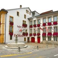 Hôtel du Port, hotel in Estavayer-le-Lac