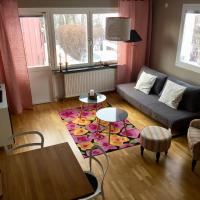 Entire modern home in Stockholm Kista - suitable for six people, hotel in Stockholm