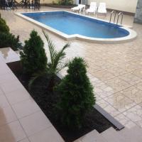 Gostievoi dom u Sati, hotel in Vardane