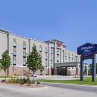 Hampton Inn By Hilton Omaha Airport, Ia, hotel near Eppley Airfield - OMA, Carter Lake