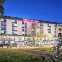 Mercure Mulhouse Centre, hôtel à Mulhouse