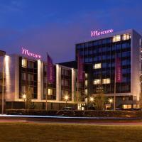 Mercure Hotel Groningen Martiniplaza, מלון בחרונינגן