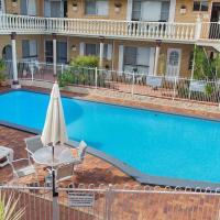Clifford Park Holiday Motor Inn, hotel em Toowoomba