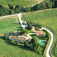 Agriturismo Pian Del Tevere, hotell i Torgiano