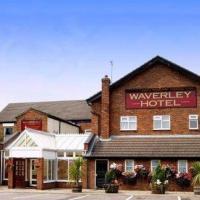 The Waverley Hotel, hotel in Crewe