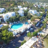 Omar Hotel, отель в Торбе