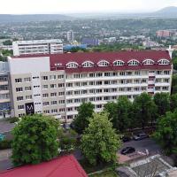Отель Машук, отель в Пятигорске