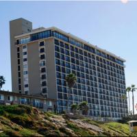 Capri Beach Accommodations at Capri By The Sea, hotel in Pacific Beach, San Diego