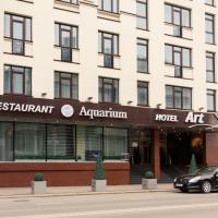 Отель Арт, отель в Казани