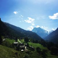 Chalet Le Trient, hotel in Trient