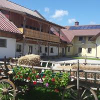 Ötscherblick Fam Winter, hôtel à Frankenfels