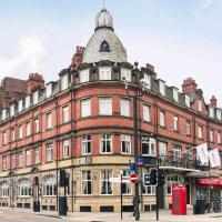 Mercure Doncaster Centre Danum Hotel, hotel in Doncaster