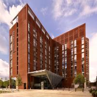 DoubleTree by Hilton Leeds, hôtel à Leeds
