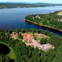 Leksands Folkhögskola, hotell i Leksand