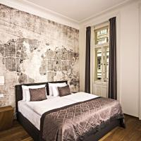 Hotel Golden Crown: Prag'da bir otel