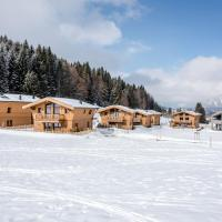 LA SOA Chalets & Eventlodge, hotel in Schattwald