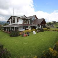 Hosteria Loma Larga Cayambe, hotel em Cayambe