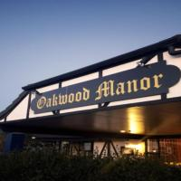 Oakwood Manor Motor Lodge, hotel near Auckland Airport - AKL, Auckland