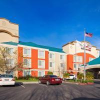 Best Western Airport Inn & Suites Oakland, hotel in Oakland