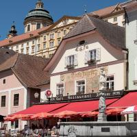 Madar Café Restaurant zum Fürsten, Hotel in Melk