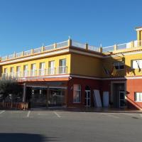 Venta de Tébar, hotel en Águilas